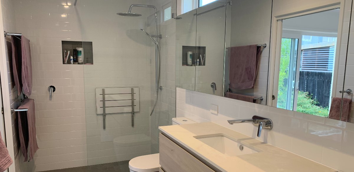 hackett ensuite project gallery shower