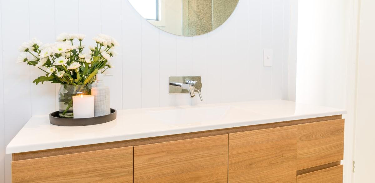 hendra bathroom timber bathroom vanity