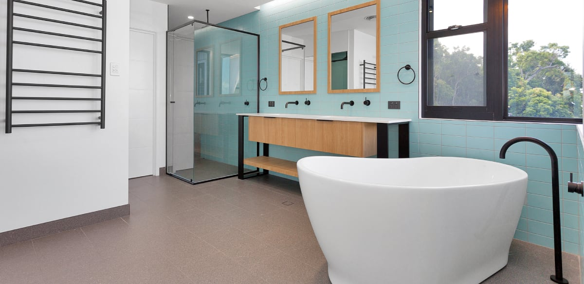 woodwark ensuite project gallery freestanding bath