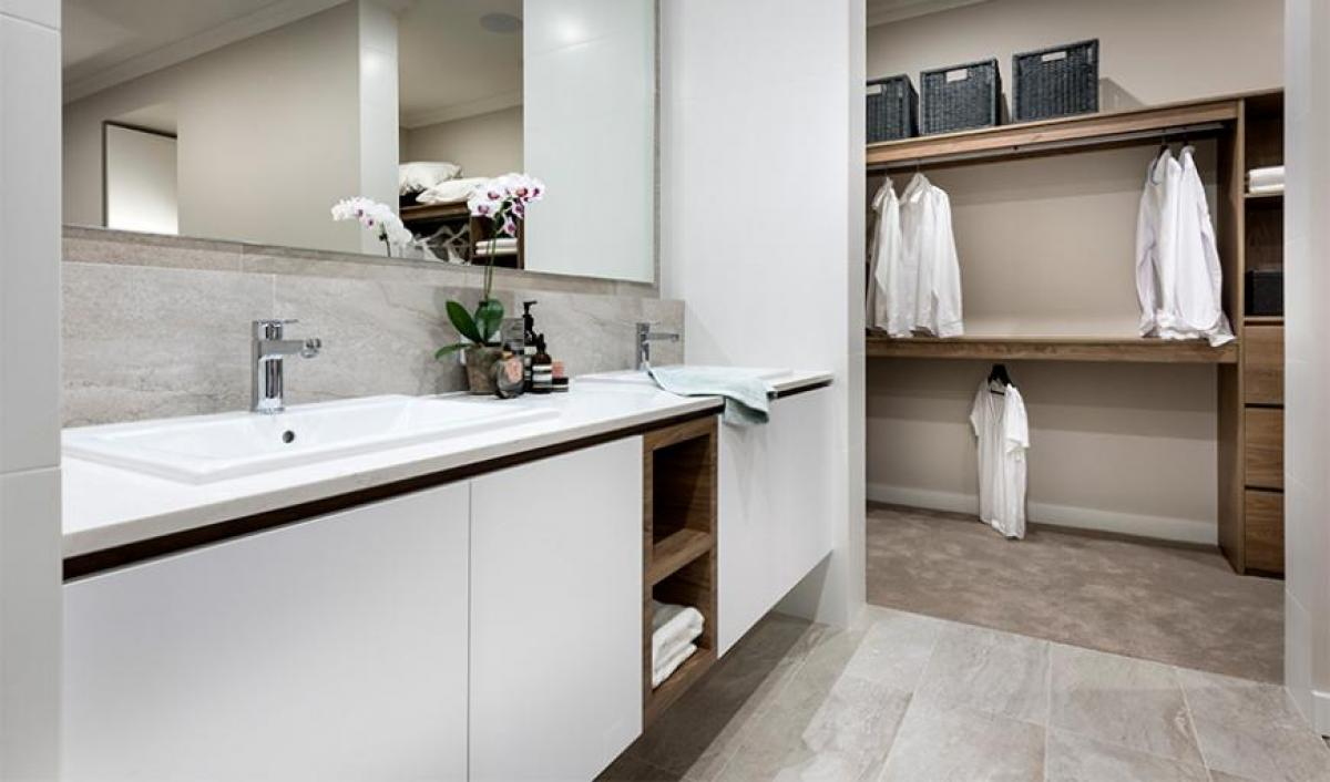 themarina ensuite bathroom gallery vanity walk in