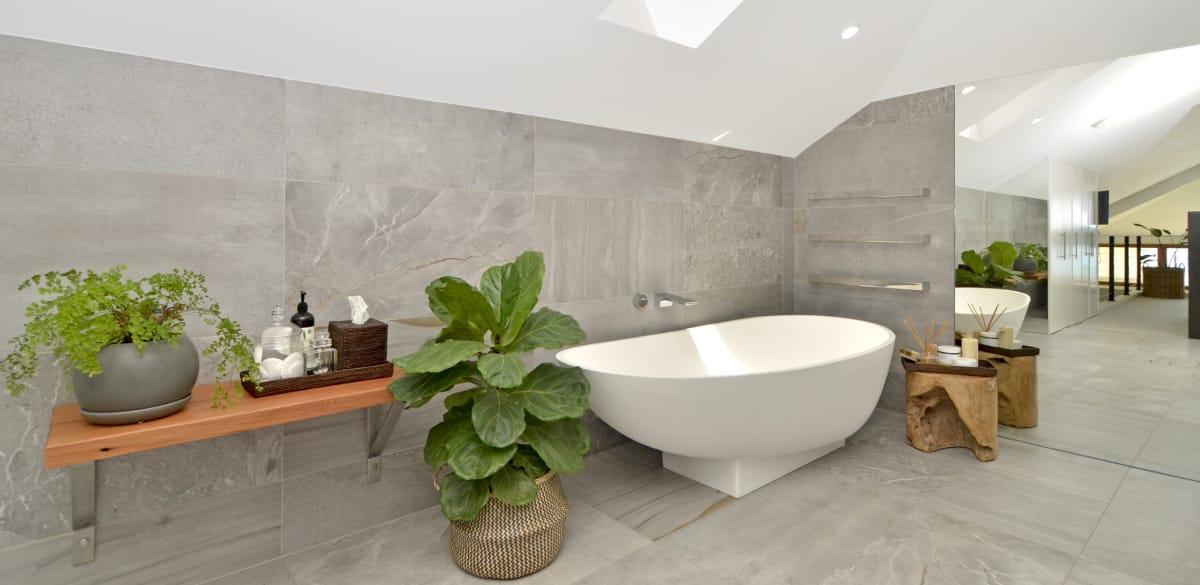 narrabeen ensuite project gallery freestanding bath
