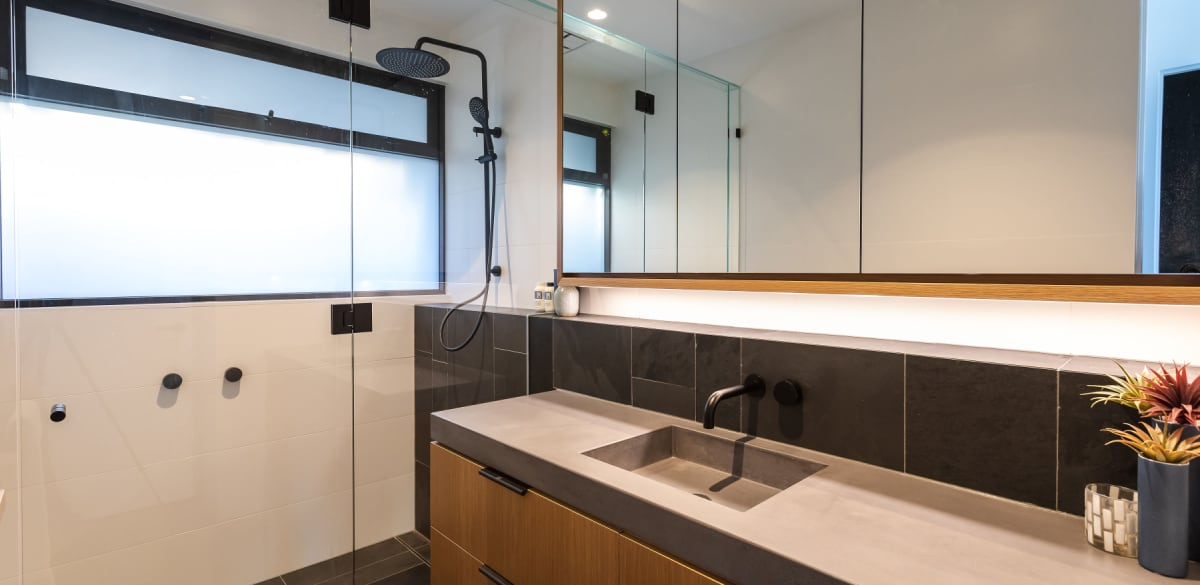 taringa main project gallery shower