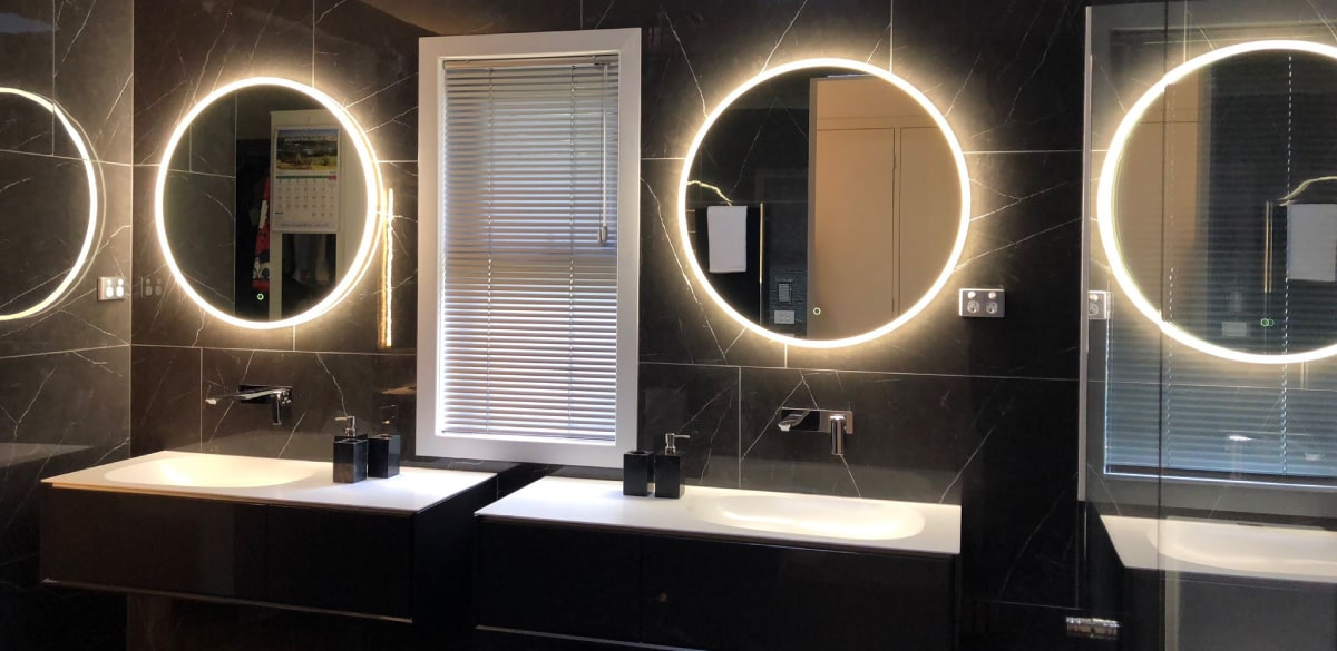 templestone ensuite project gallery led bathroom mirror