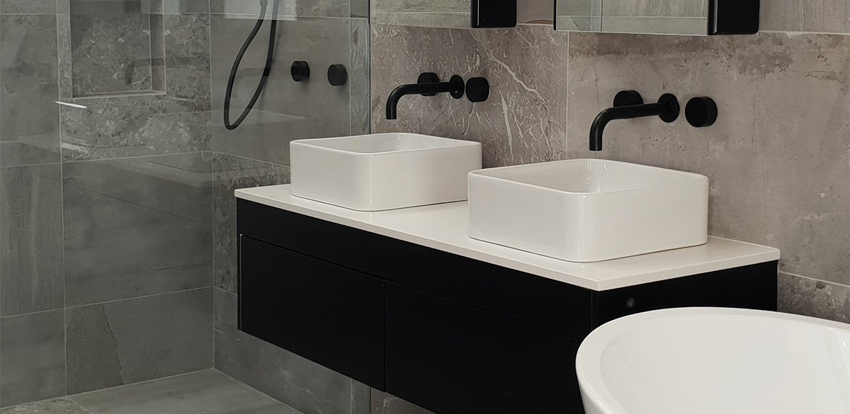 Reece bathroom gallery double basin inspiration