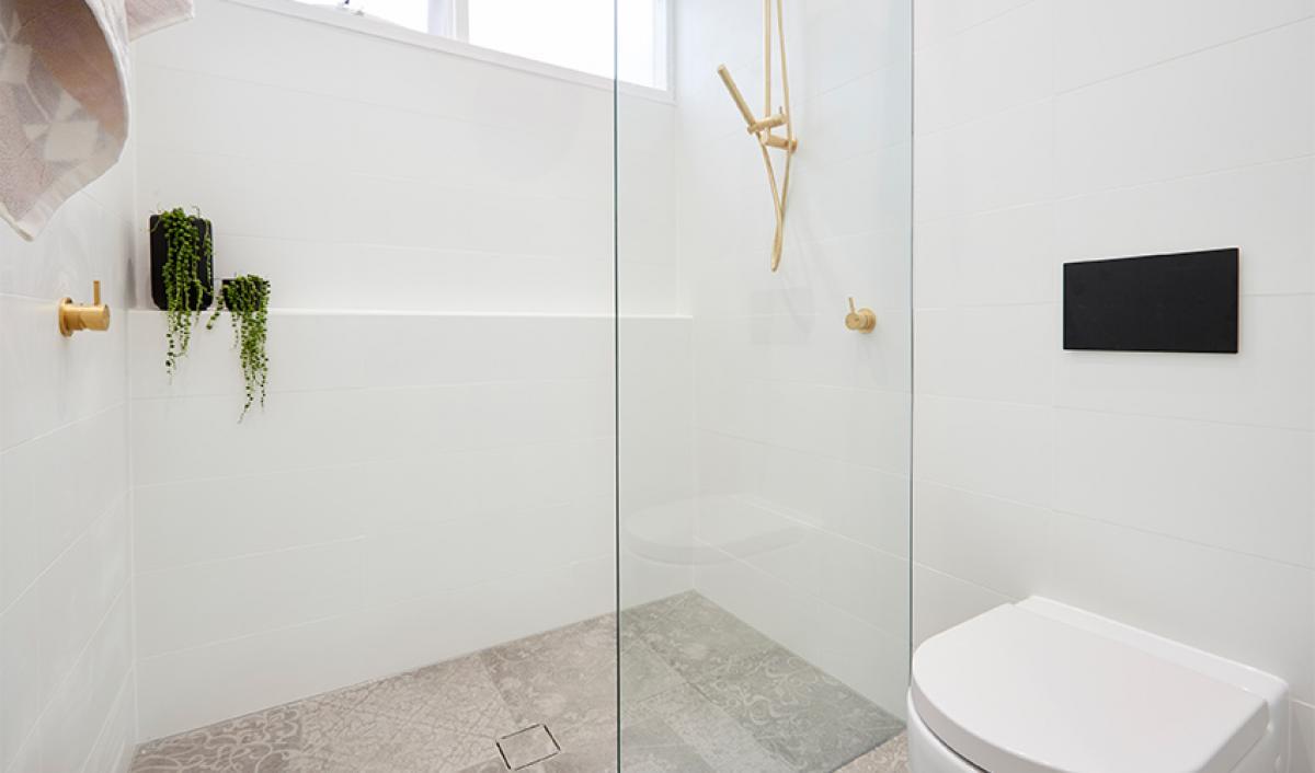 Reece theblock bathroom toilet cistern