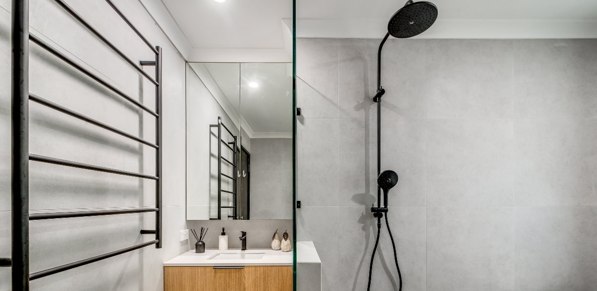 booragoon main project gallery shower