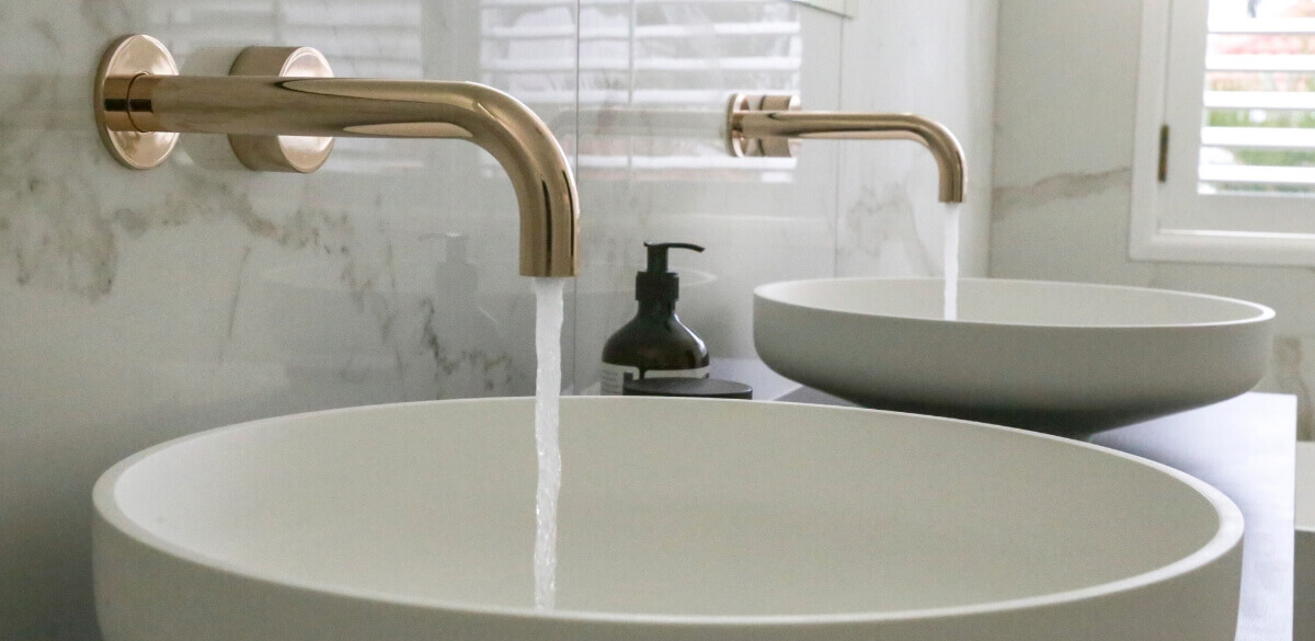 newport main project gallery gold bathroom taps