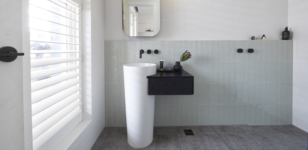 the block elise matt ensuite bathroom basin