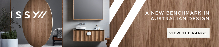 Reece Bathrooms ISSY Halo vanity products landing