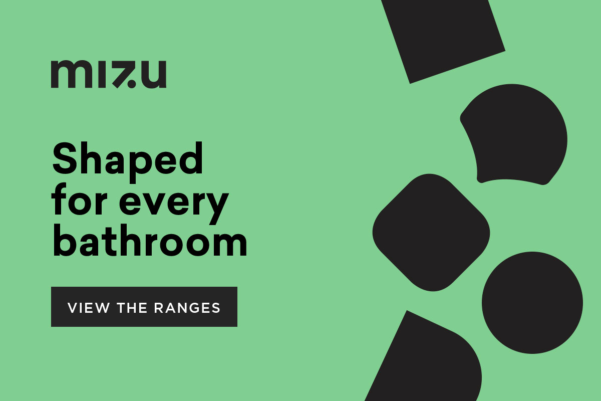 Mizu - Shaped for every bathroom