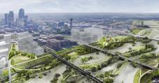 park designed to flood small