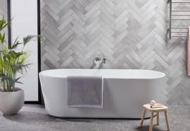 bathroom rennovation freestanding bath