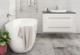 reece heated towel rail bathrooms