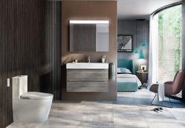 smart toilet reece bathroom vanity