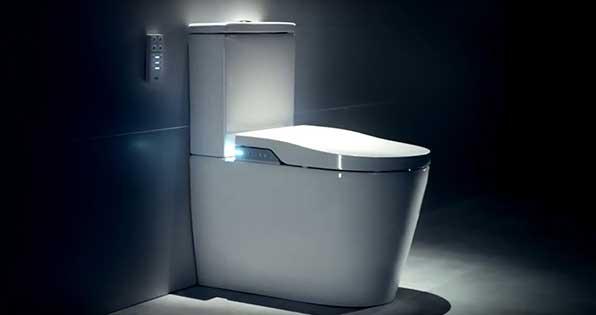 Roca Inspira In Wash 174 Smart Toilet