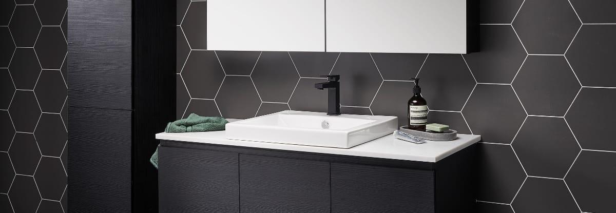 reece bathroom posh vanity unit