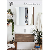 CIBO Bathroom Furniture brochure cover