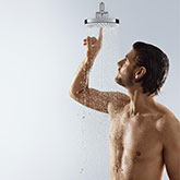 hansgrohe showers croma thumb