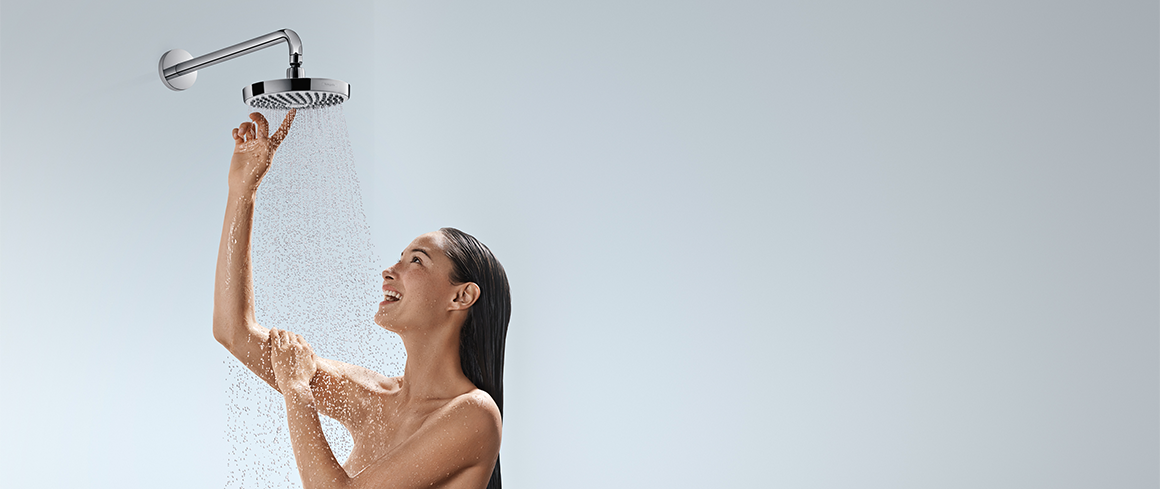 hansgrohe brand banner