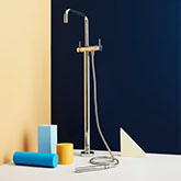sussex tapware bath mixer handshower