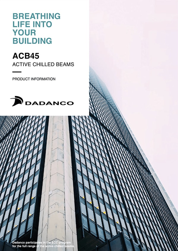 download acb45 active chilled beams