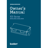 reece kaden owners manual ducted
