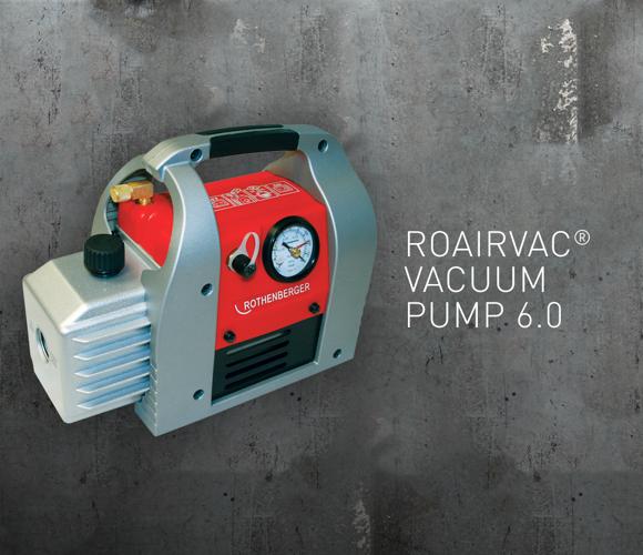 ROAIRVAC Vacuum Pump 6.0