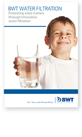 brand page bwt brochure water filtration