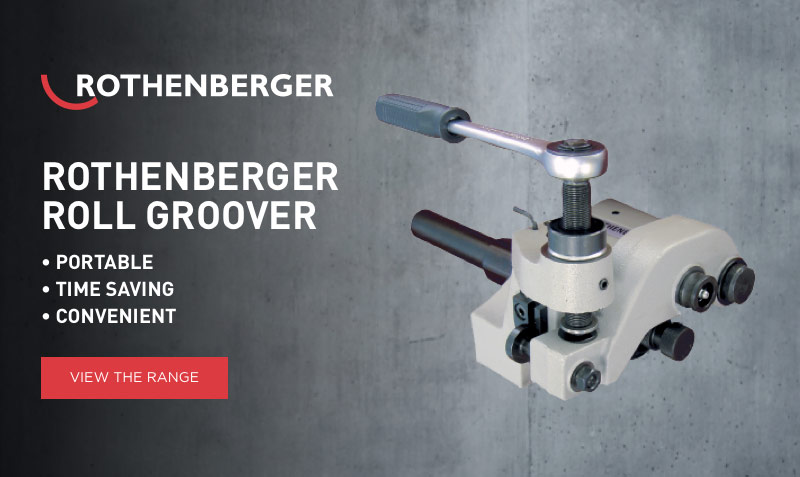 Rothenberger Roll Groove