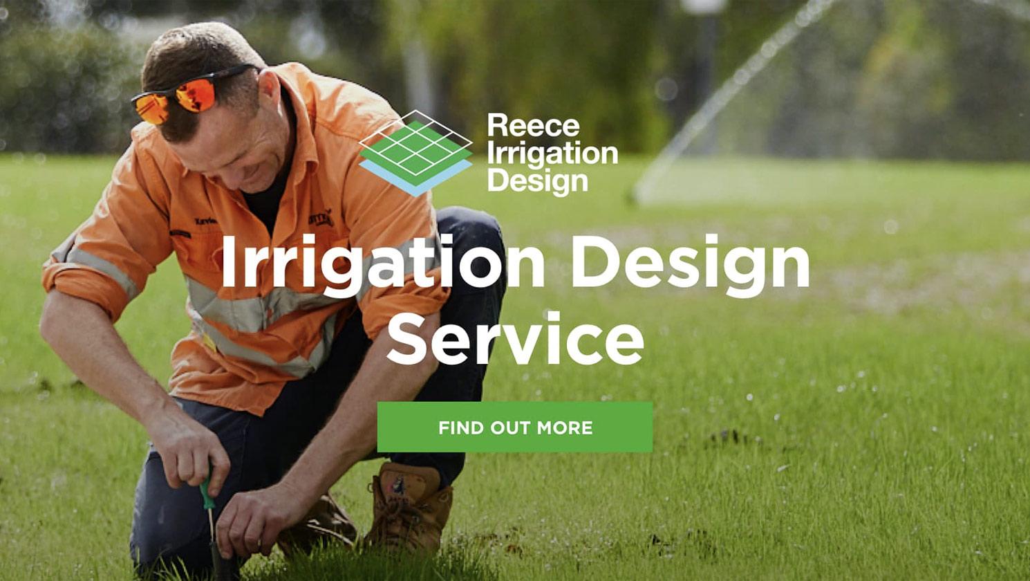 Irrigation Design Service