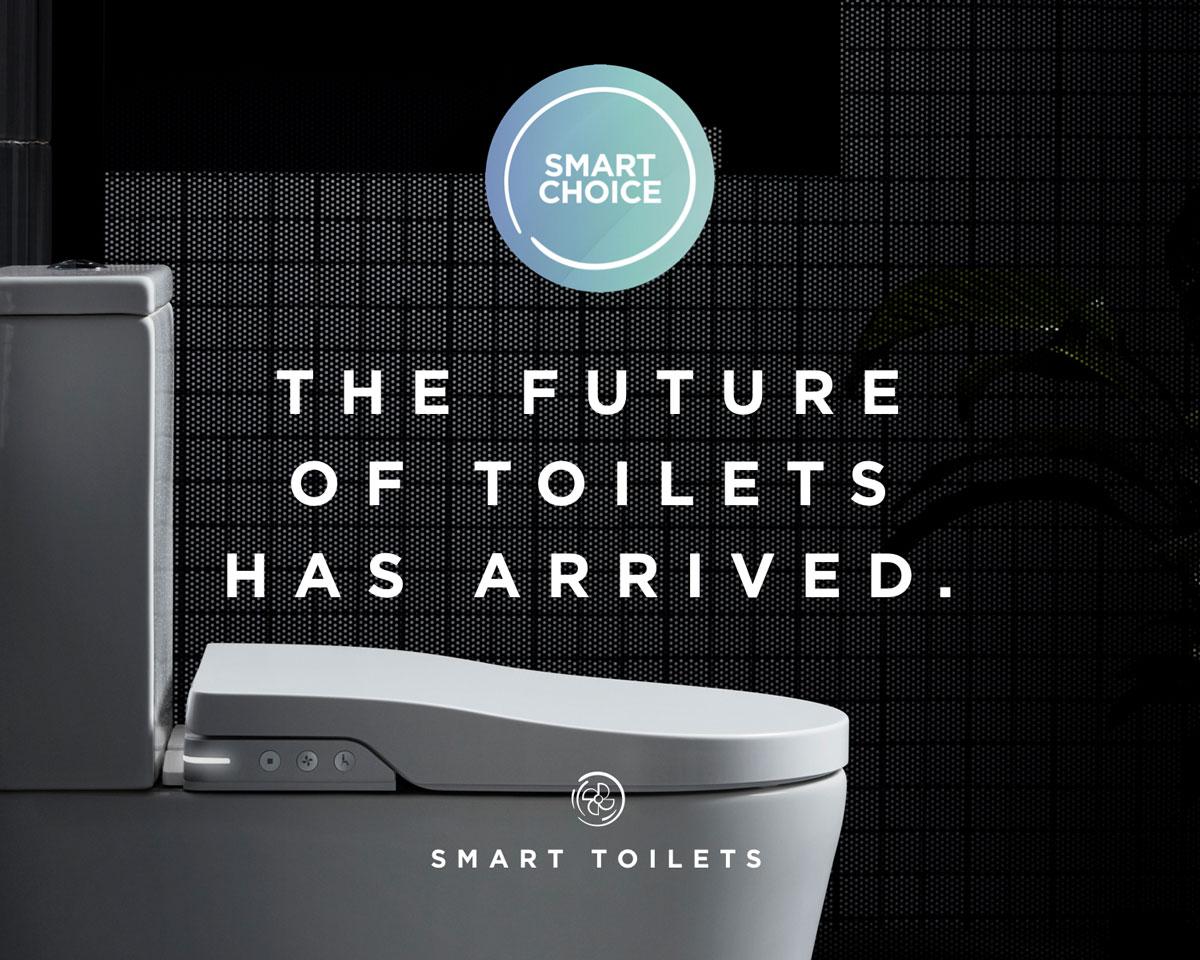Smart Choice Smart Toilets