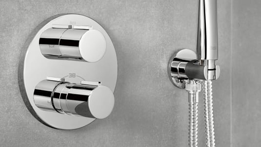 Thermostatic Mixers by Roca