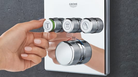 SmartControl Concealed by GROHE