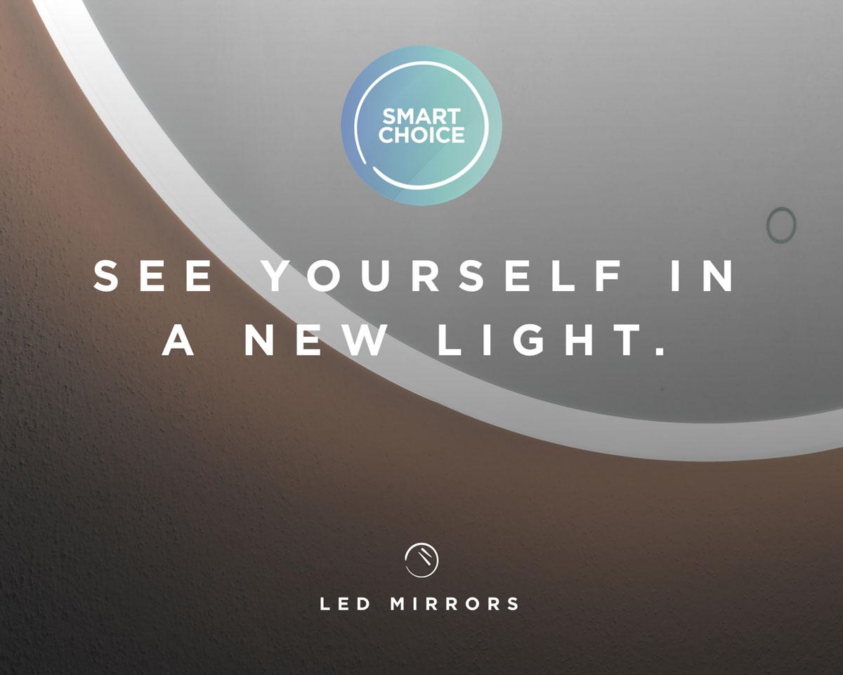 Smart Choice LED Mirrors