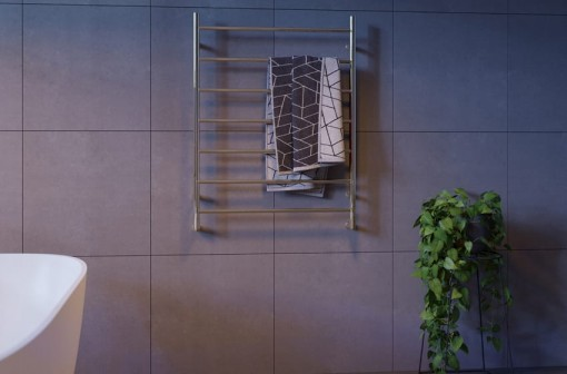 Reece Lussi Heated Towel Rail