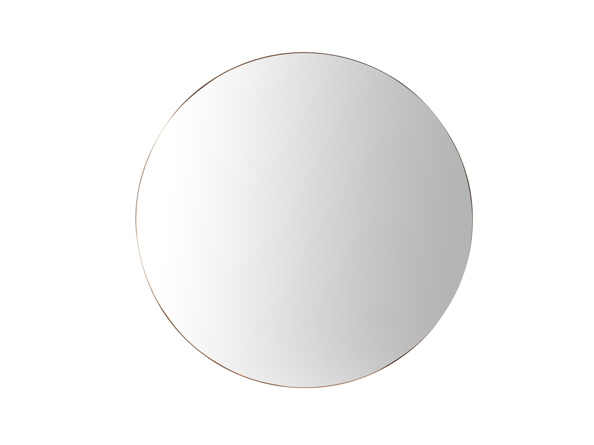 ISSY Z1 900 Round Mirror reece bathrooms