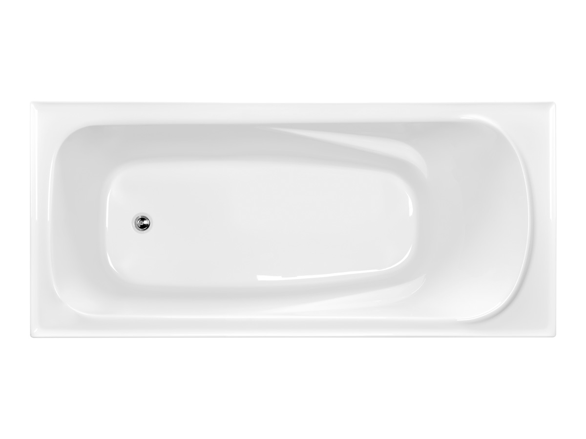 Posh Solus MKII 1675 Rectangle Bath 1789753 hero 1 v3