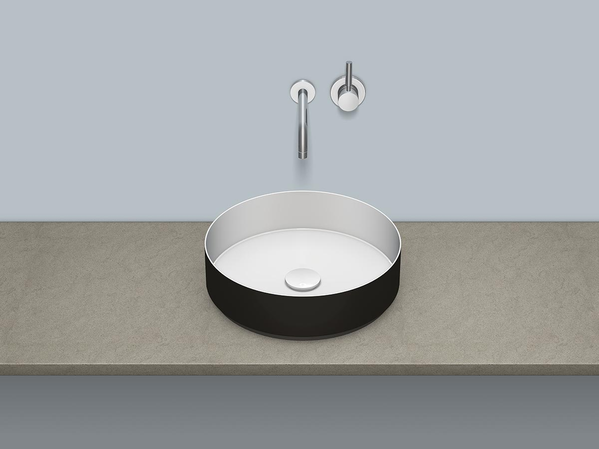 alape unisono counter basin reece bathroom