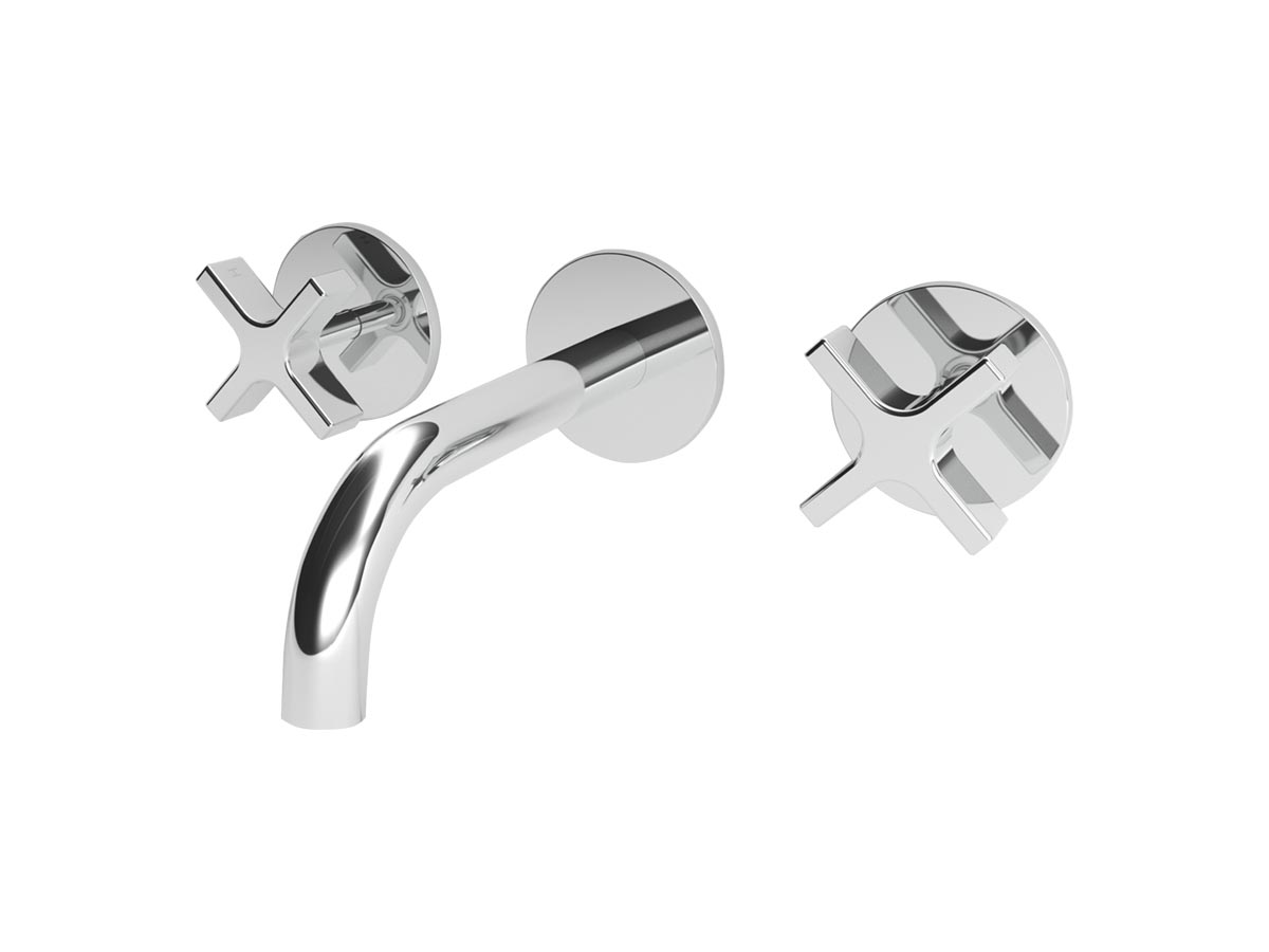 milli exo milli exo bath set chrome bathroom reno