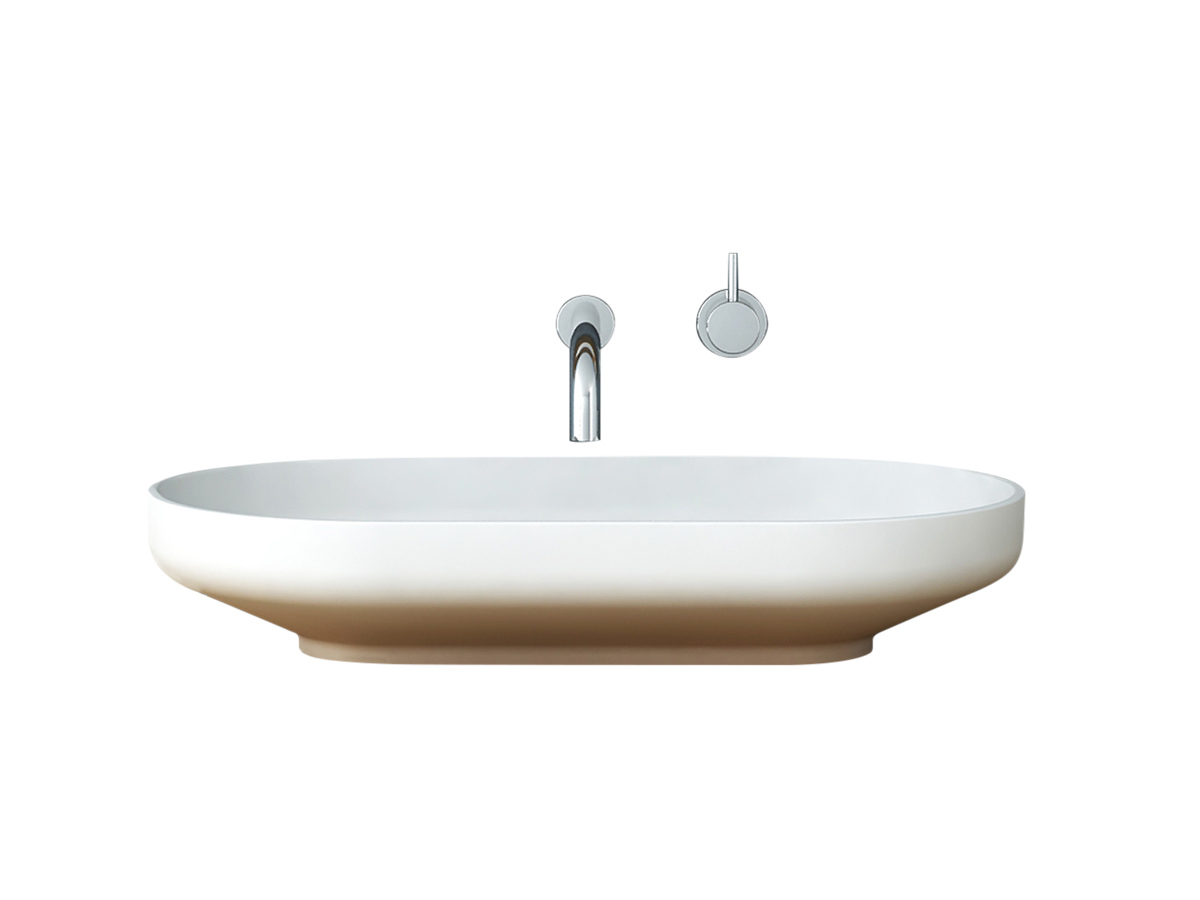 omvivo venice counter basin solid surface