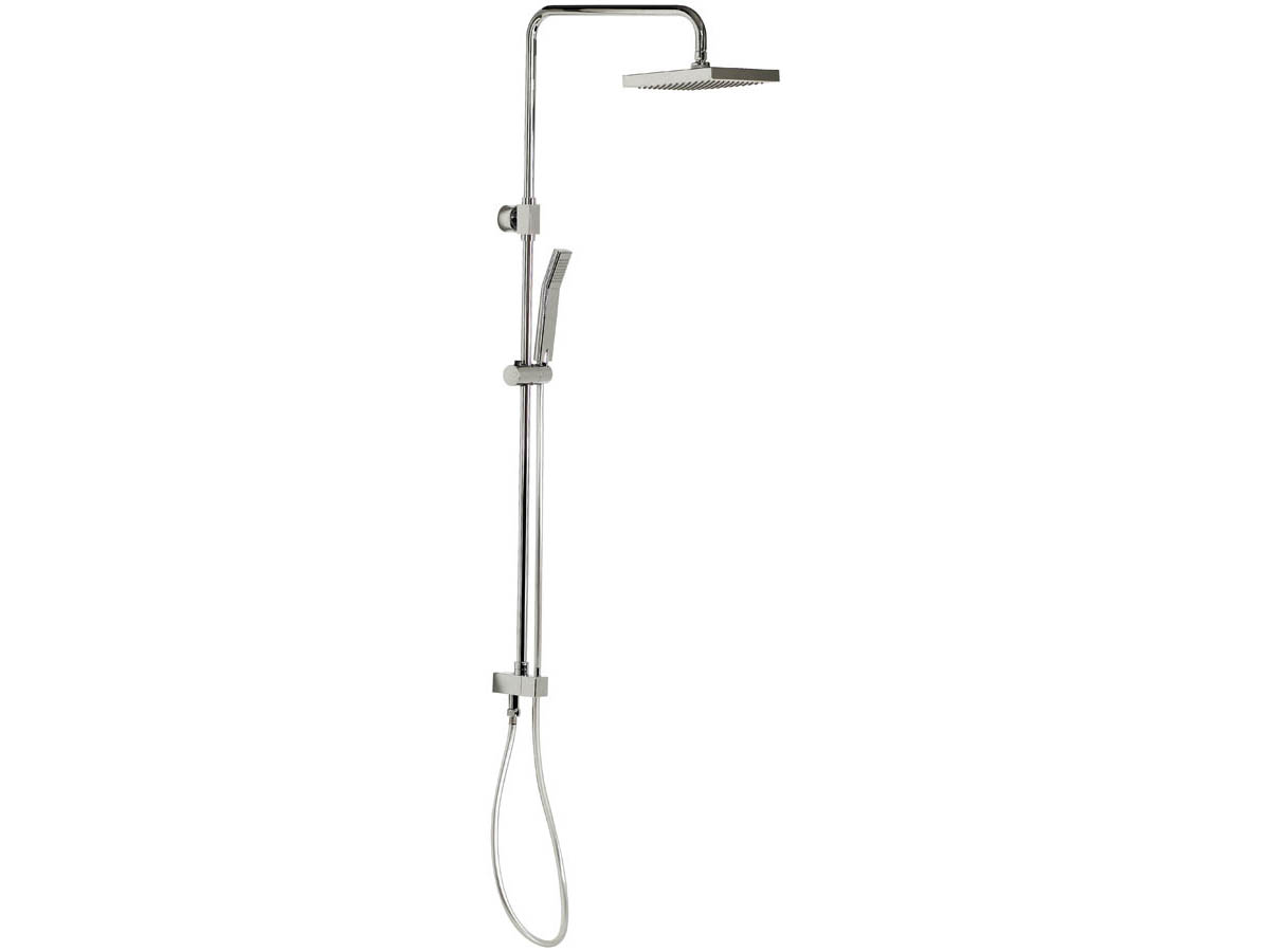 american standard cygnet square twin shower
