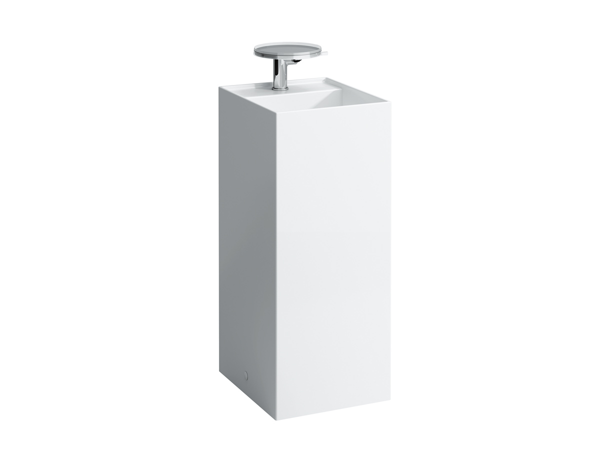 LAUFEN Freestanding Basin 900 9504675 bathroom renovation