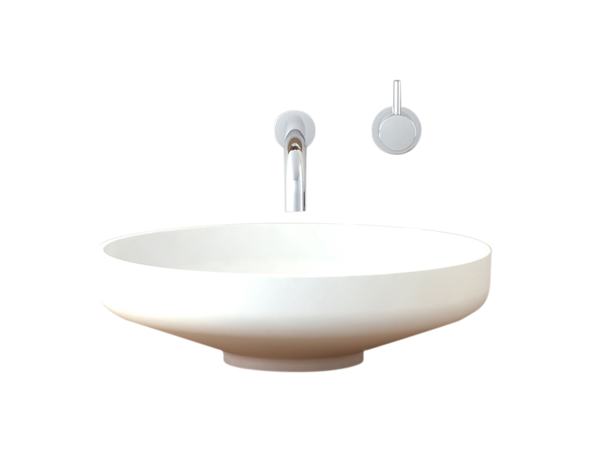 Omvivo Venice 450 Counter Basin reece bathroom