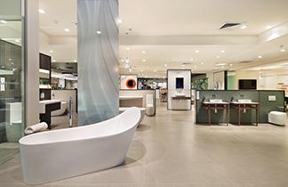 Reece showroom entrance